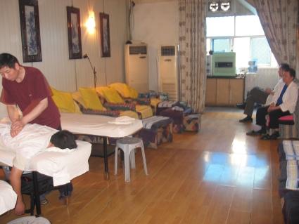 lulu massage therapists