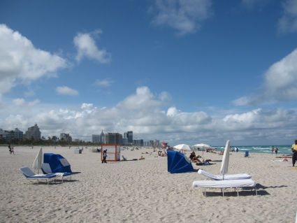 Miami's South Beach - photo by Rob McFarland