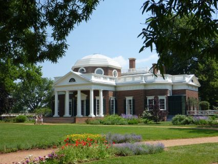 Monticello - photo by Rob McFarland