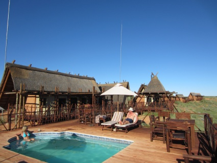 Xaus Lodge, South Africa - photo by Rob McFarland