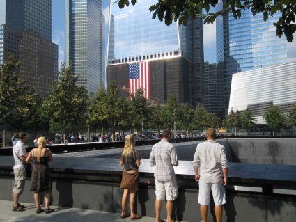 9-11 Memorial - photo by Rob McFarland