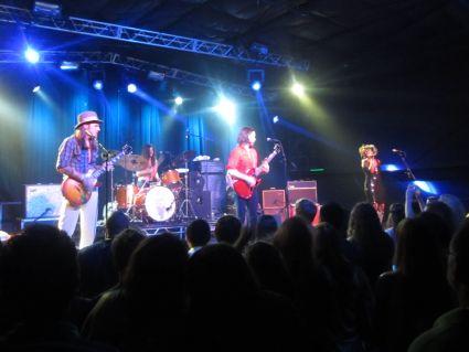 Live music at La Zona Rosa in Austin, Texas - photo by Rob McFarland