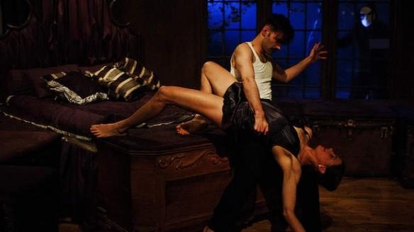 Actors in Sleep No More, New York