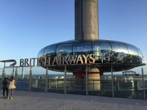 British Airways i360 - photo by Rob McFarland
