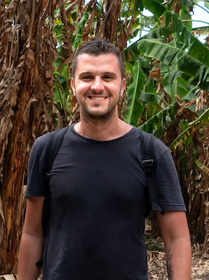 Shaun Busuttil - travel writing course success story