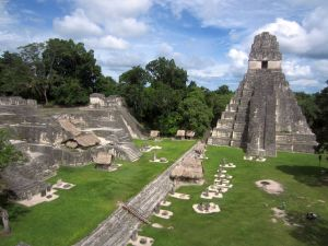 Tikal in Guatemala - photo by Rob McFarland