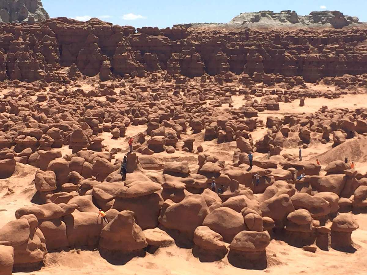 Goblin Valley State Park in Utah - photo by Rob McFarland